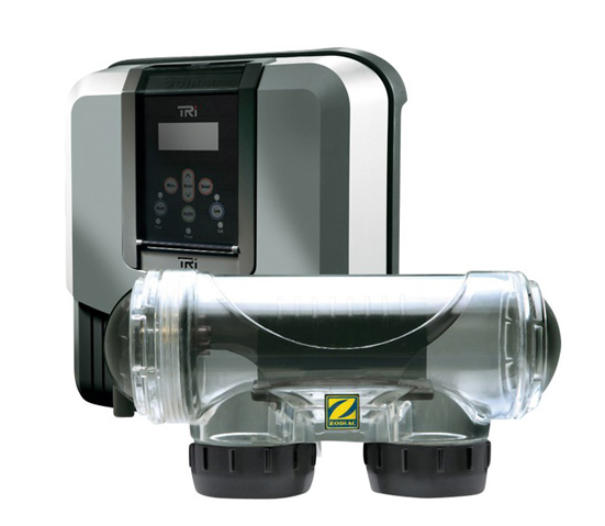 Zodiac Tri Series Salt Chlorinators