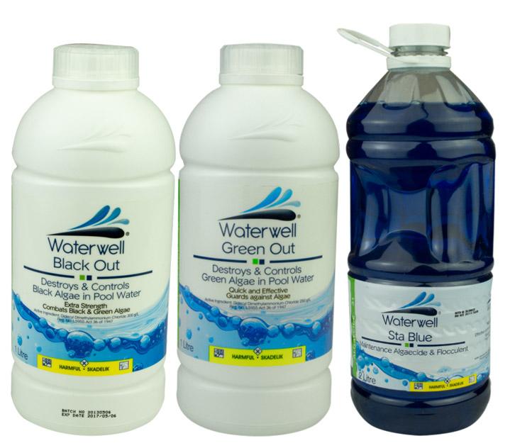 Waterwell Algaecides