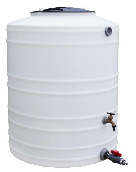 jojo backwash tank