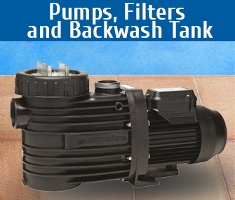 swimming pool pumps and filters and backwash tanks atlantic seaboard and southern suburbs cape town